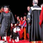 Pup and Circumstance: Service Dog Joins University Graduation Ceremony