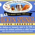 RECALL ALERT: Chicken Sprinkles Food Enhancer
