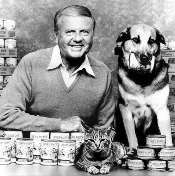 Dick Van Patten Natural Balance Pet Food