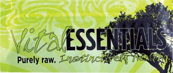 Vital Essentials label
