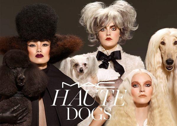 MAC Haute Dogs makeup