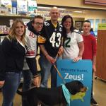 Military Family Finally Reunited with 'Dead' Dog Zeus