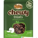 RECALL ALERT: Nutro Chewy Treats with Real Apples