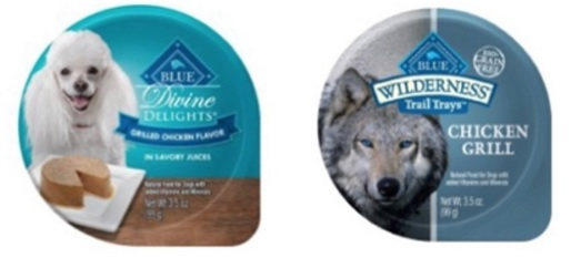 Blue Buffalo wet food recall March 2017