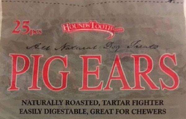 Houndstooth Pig's Ears Recall