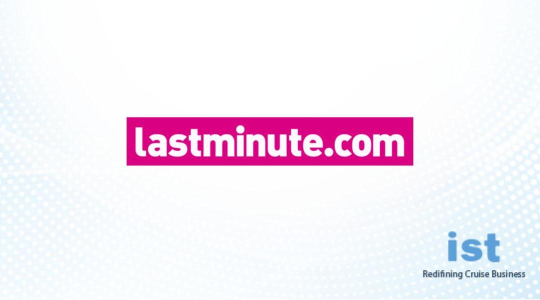Lastminute.com group integrates online cruise booking with FIBOS technology for Spain, France and Italy