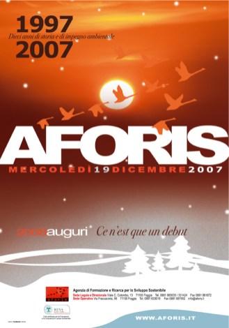 auguri AFORIS