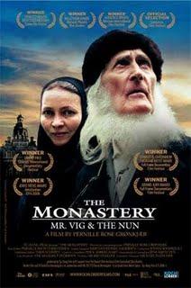 The monastery movie - Mr. Vig and the nun. Το μοναστήρι. Ο κύριος Βιγκ και η μοναχή