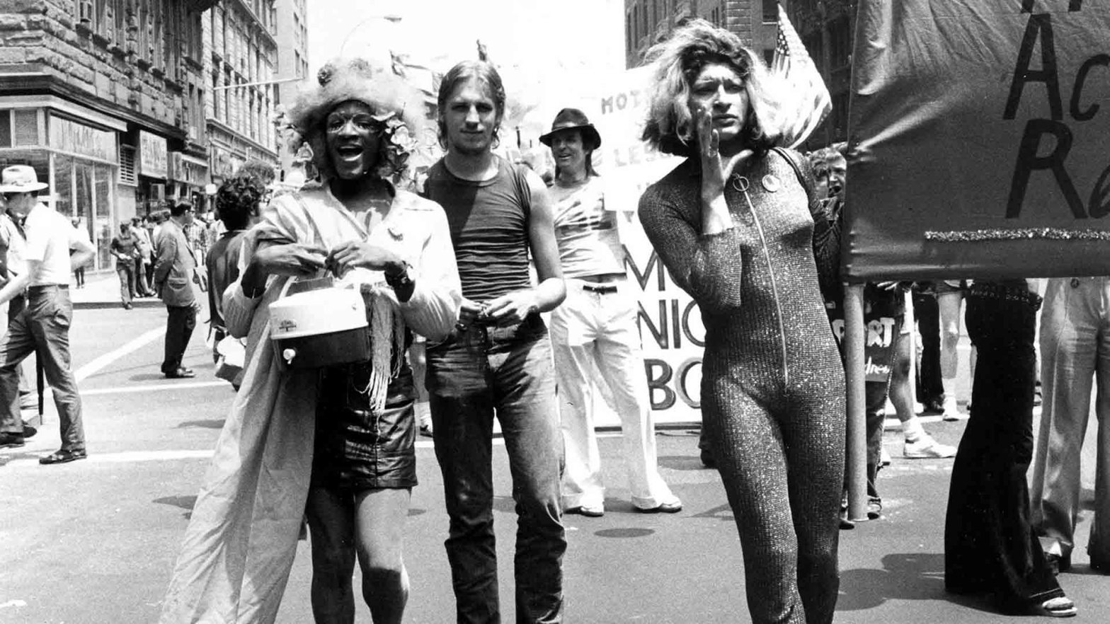marsha johnson e sylvia rivera