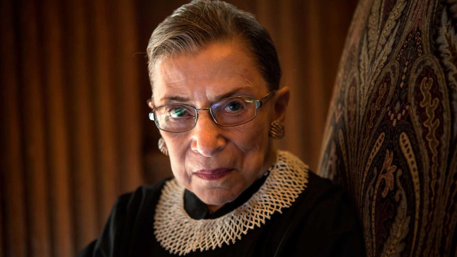 Ruth Baden Ginsburg