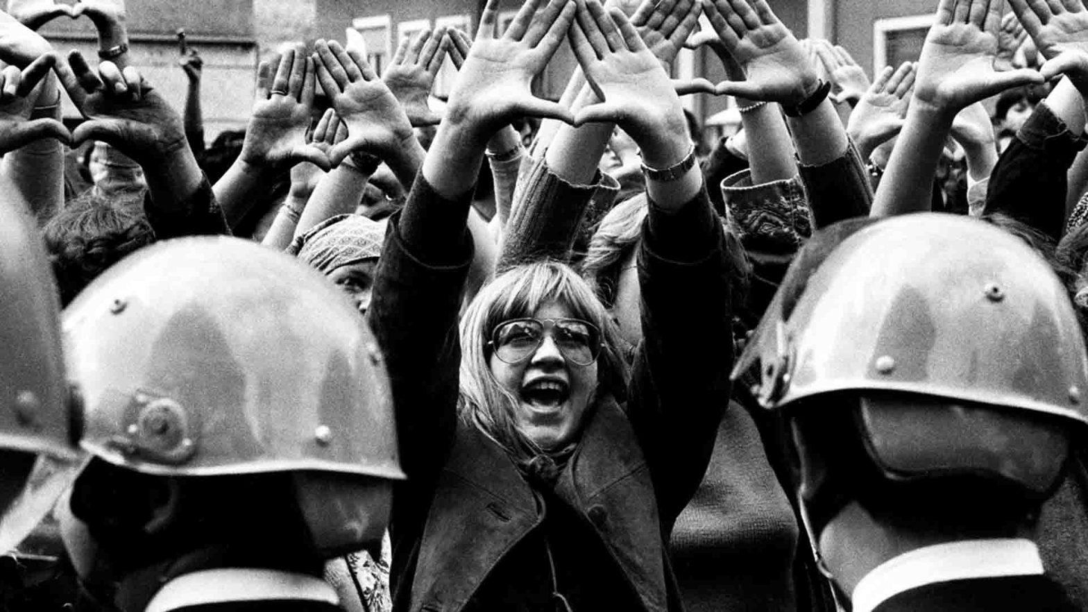 Le proteste del femminismo italiano
