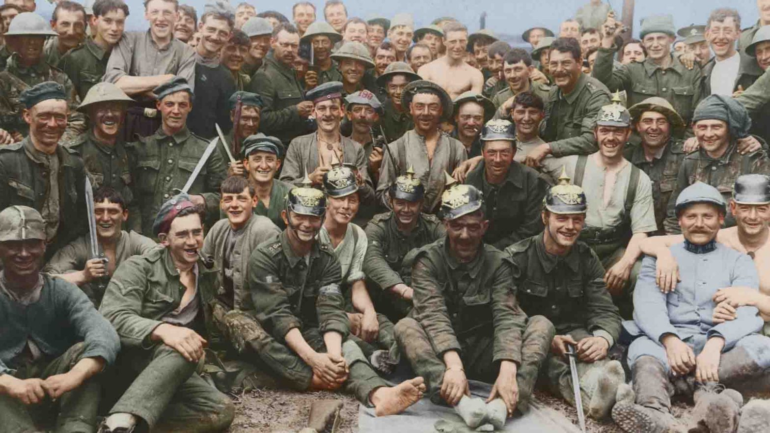 tregua di natale prima guerra mondiale