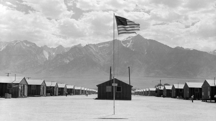 Il campo per giapponesi di Manzanar