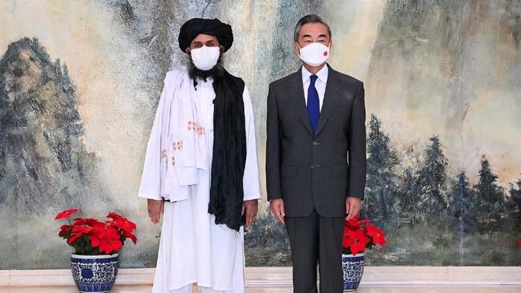I Talebani incontrano la Cina