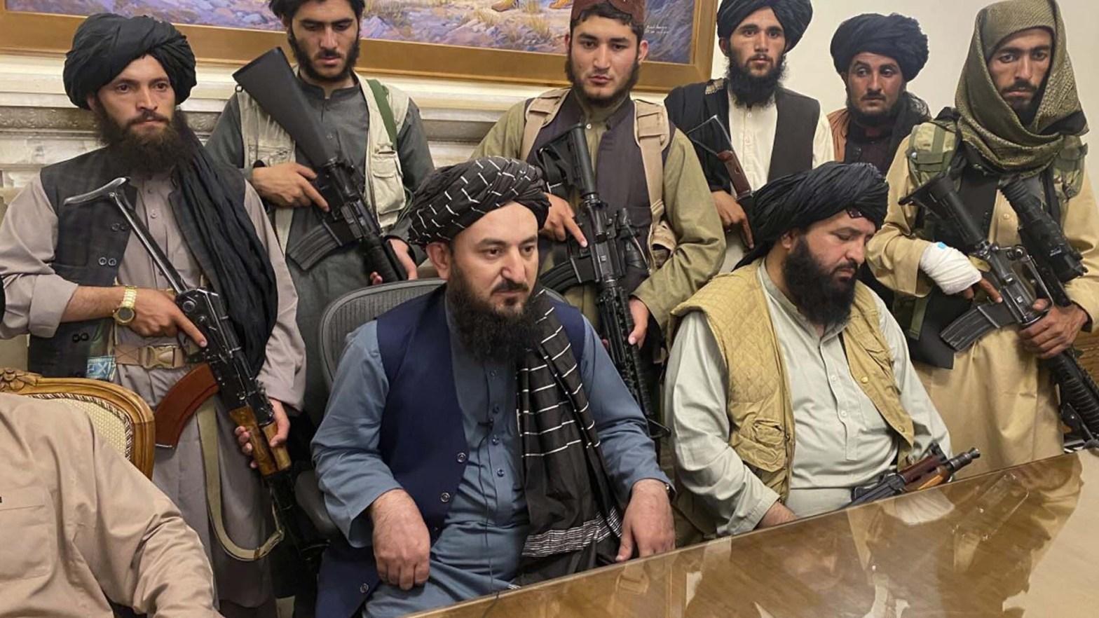 I Talebani riprendono l'Afghanistan