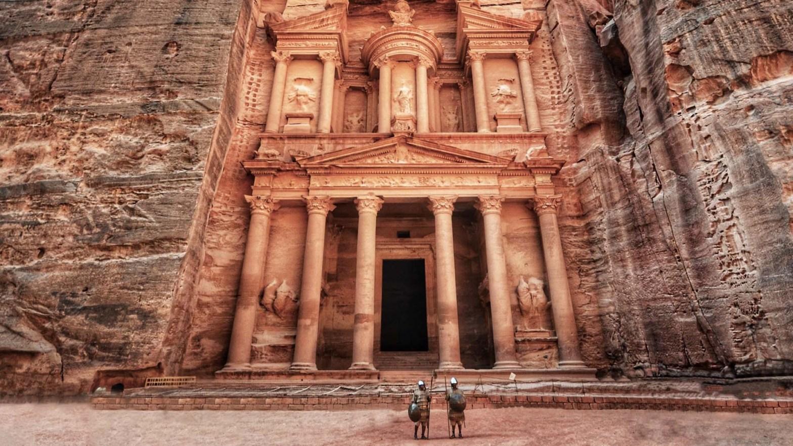 5 curiosità su Petra