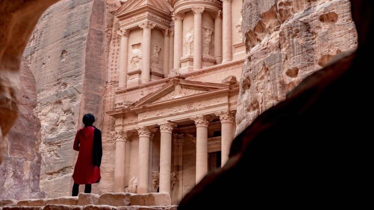 La scoperta di Petra