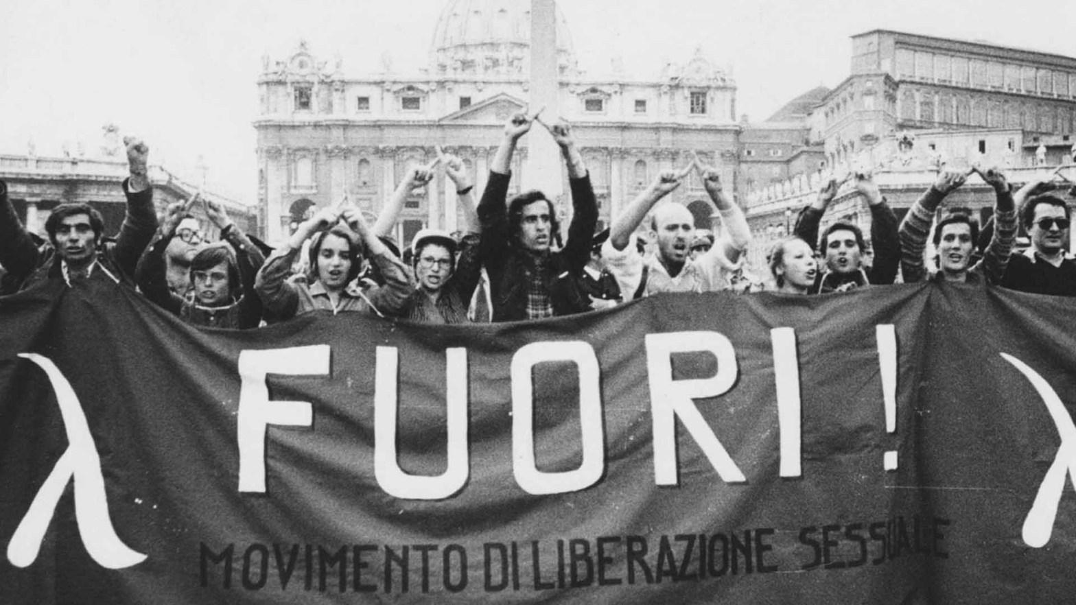 Fuori! e il Movimento LGBT+