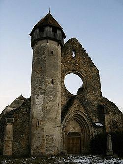 Mănăstirea de la Cârţa (Sibiu)