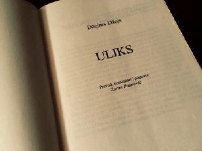Prevod romana Uliks
