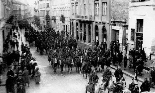 Польська окупація Західної України в 1918-1939 роках. Як це було.