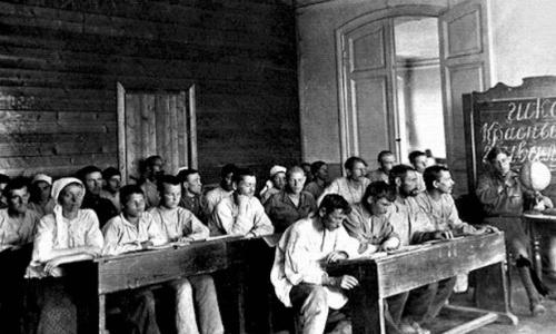 Розвиток освіти в 1920-30-х роках в Україні