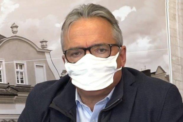 Piotr Roman: zaszczepię się przeciw SARS-CoV-2
