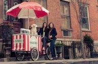 """Voltados para o paladar canino, o """"The Biscuit Bike"""" rodas as ruas de Nova York com um variado cardápio de opções"""