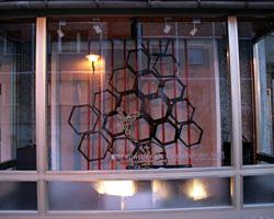 Schaufensterinstallation im BBKarium