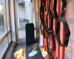 Künstler als Gestalter der Welt, Schaufensterinstallation im BBKarium,