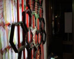 Schaufensterinstallation im BBKarium 2017 Halle