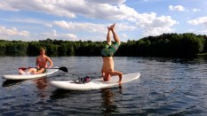 Headspin Stand Up Paddling ;-)