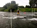 Flusssurfen