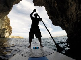Stand Up Paddling Malta Grotte