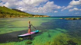 Stand Up Paddling Malta