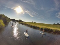 Stand Up Paddling Dorsten Lippe