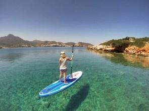 SUP Griechenland