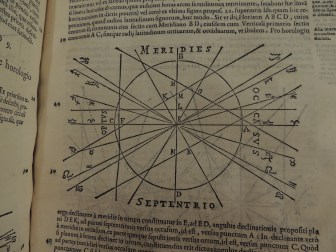 Diagram from Clavius' Gnomonices Libri Octo, page 327.