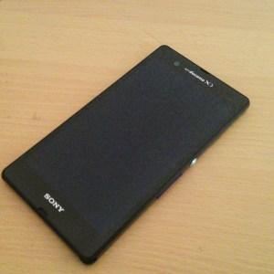 歴史に名を残すiPhone・AQUOS・Xperia・Galaxyの「ベスト機」集めました【2】Xperia Z SO-02E