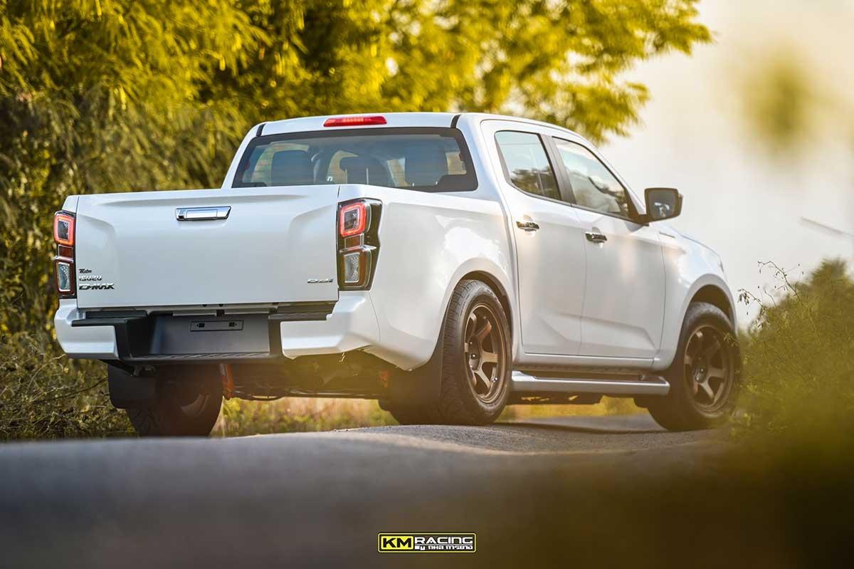 all new isuzud max 2020 white 03