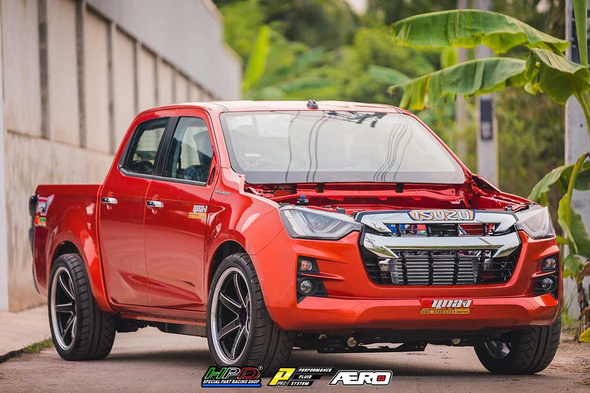 all new isuzu dmax 2020 hpd 01
