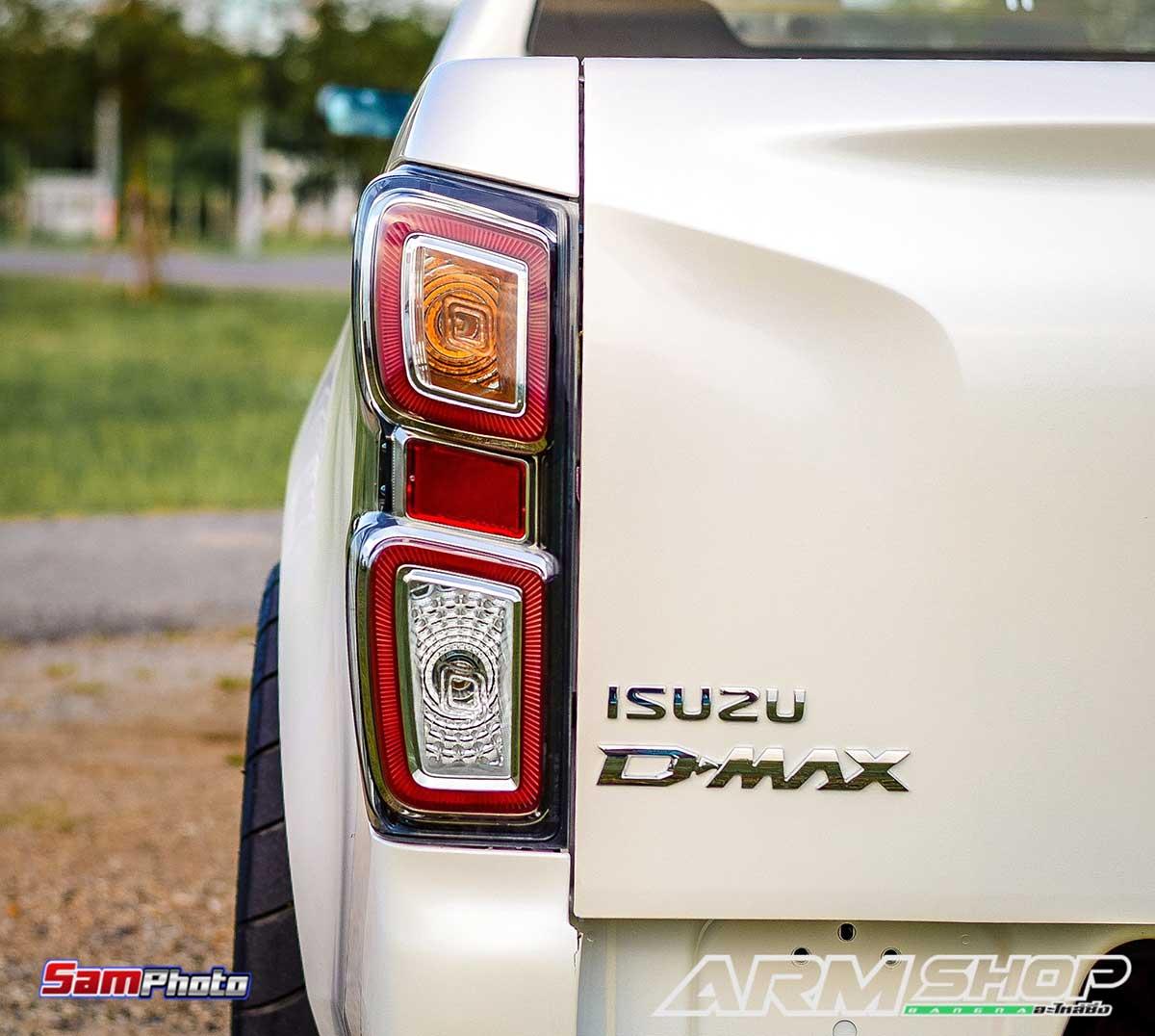all new isuzu dmax armshop 013