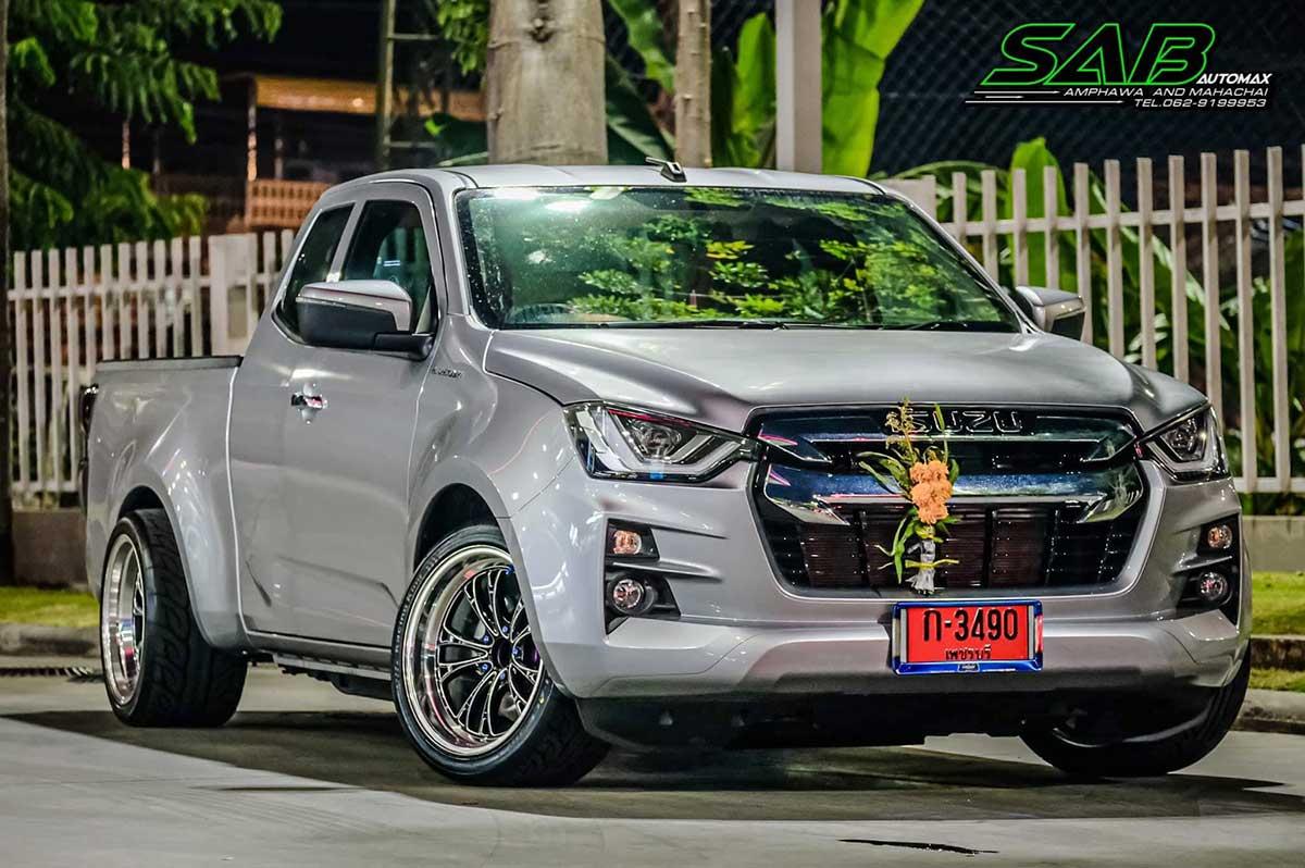 all new isuzu dmax cab sab 01