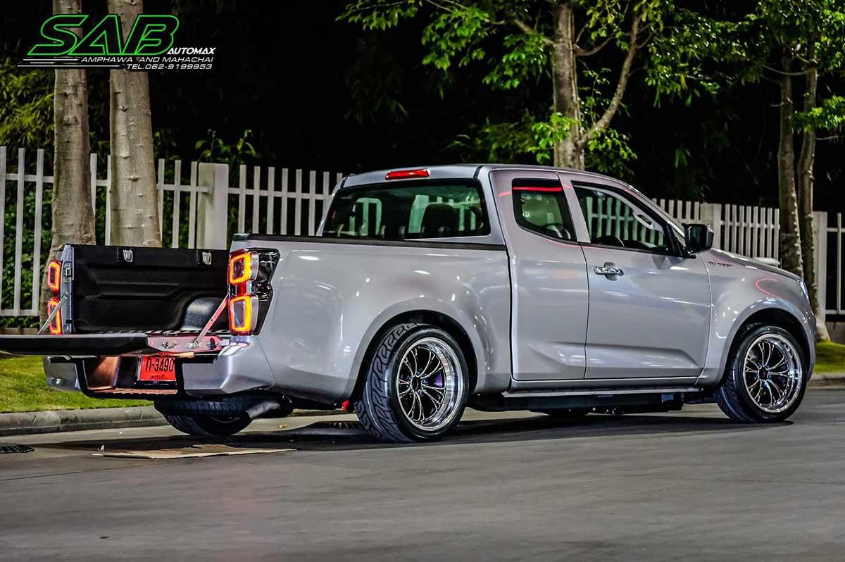 all new isuzu dmax cab sab 06
