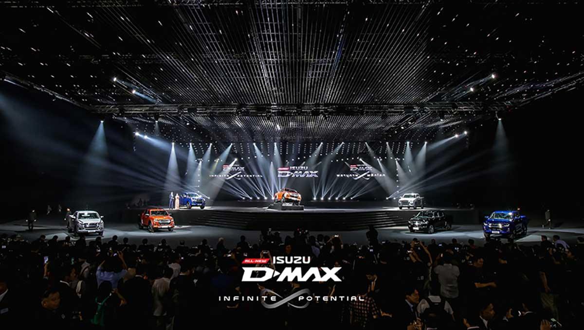 all new isuzu dmax grand opening 01