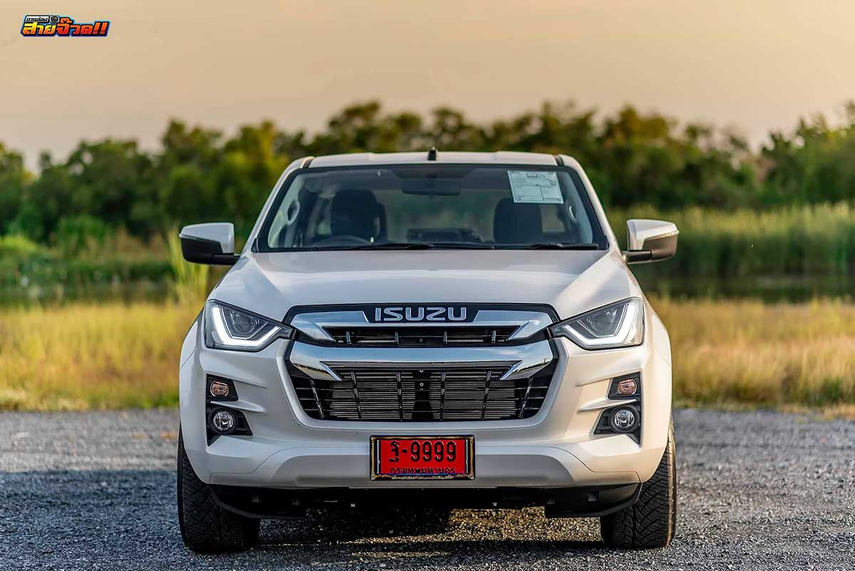 all new isuzu dmax white 9999 02