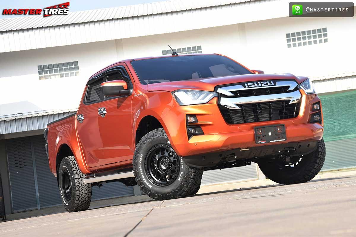 isuzu 2020 hilander master tires 02