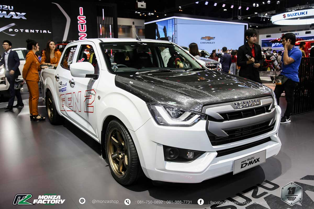 isuzu space show 08