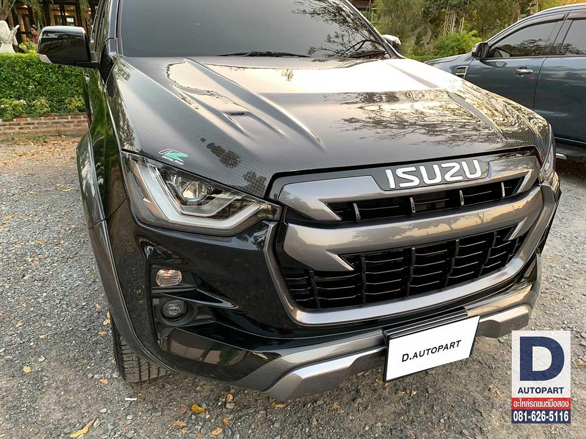 isuzu stealth to isuzu vcross 2020 02