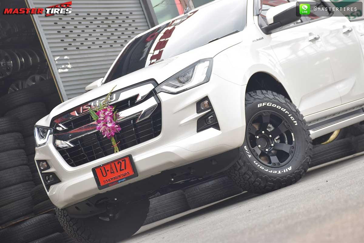 isuzu 2020 wheel 16